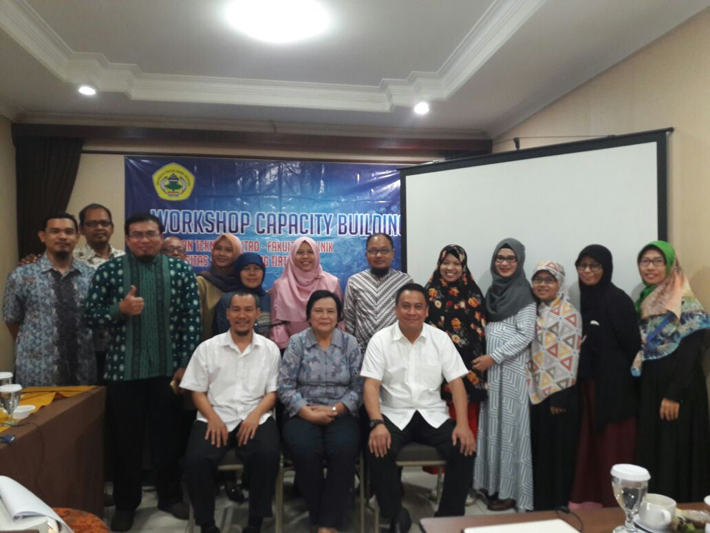 Workshop penulisan proposal penelitian