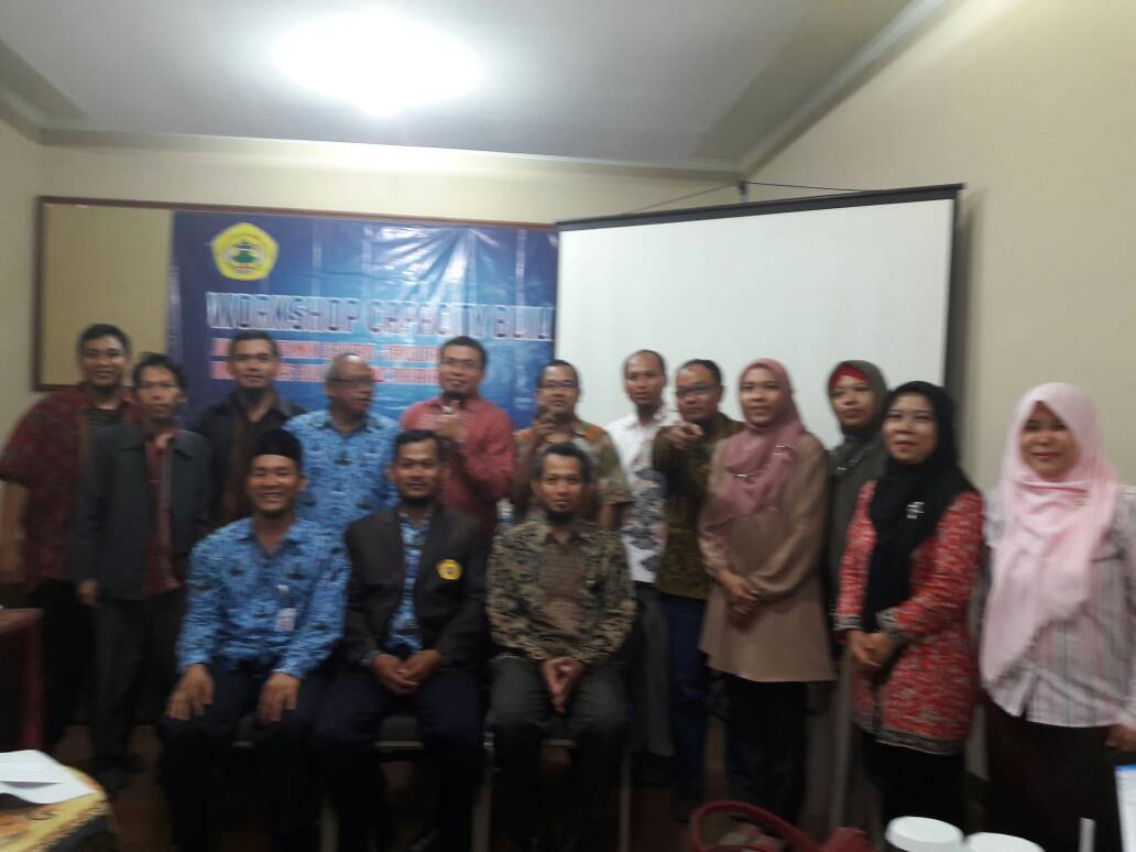 Workshop penulisan publikasi internasional