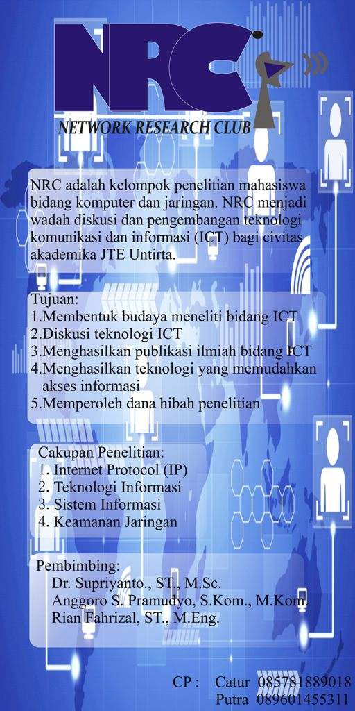 Network Research Club(NRC)